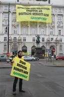 Nuclear Action at the Ministry of the Environment in Vienna