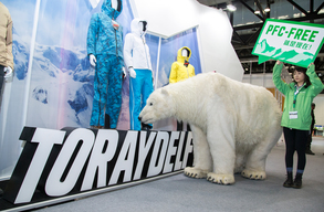 ISPO Outdoor Trade Show in China