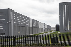 AWS Northern Virginia Data Center