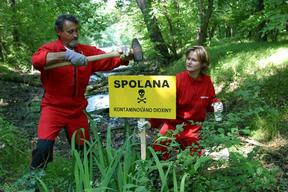 Toxics Spolana Nature Reserve Action in Chech Rep