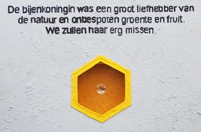 'Save The Bees' Action in The Netherlands