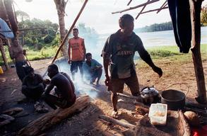 Local Men - Social Documentation (Papua New Guinea: 2005)