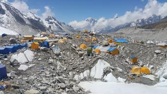 Activist Witnesses the Climate Urgency on the Top of Mount Lhotse