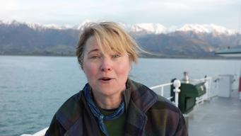 Lucy Lawless Trans-Tasman Whale Challenge - Web Video (ENGLISH)