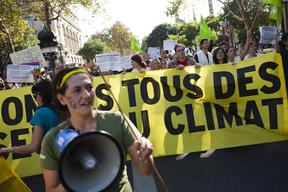 Climate March in Paris
