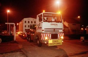 Nuclear Action Transport MOX Blockade (France : 2001)