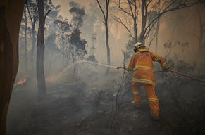 Australia's Bushfires Continue to Burn