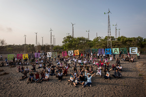 'Actions for Climate' Global Day of Action in Indonesia