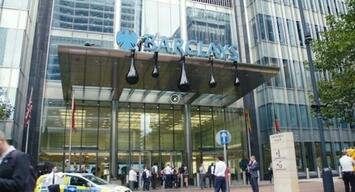 Action at Barclays' HQ in London over Dirty Oil Pipeline Funding - News Access