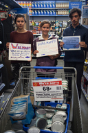 'Not Just Tuna' Action in Washington, DC