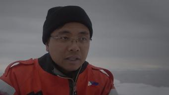 Yeb Saño, Filipino Climate Change Commissioner in the Arctic