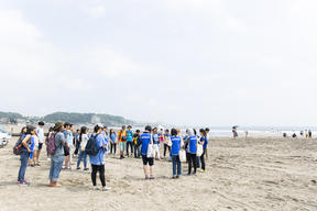 World Oceans Day Activity in Japan
