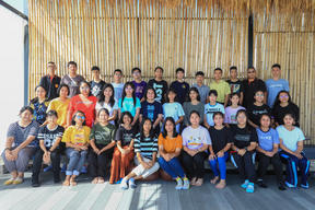 """Youth Wavemakers"" Camp in Petchaburi"