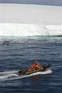 Inflatables in Southern Ocean