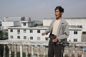 Wuli Village Activist in China