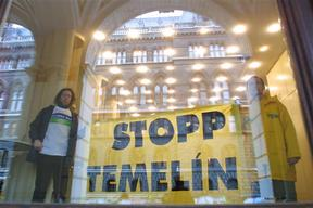 Nuclear Action Against Temelin in Austria