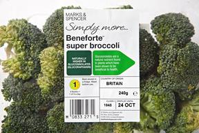 Patented Broccoli