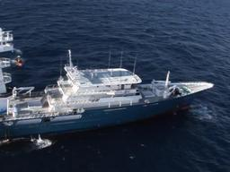 The World's Largest Tuna Fishing Vessel