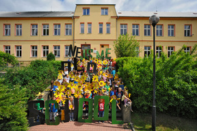 100-percent Renewable School Campaign in Northern Bohemia
