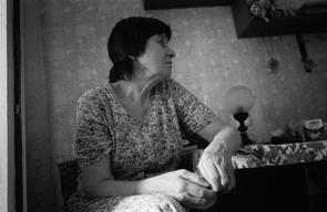 Annya Pesenko - Chernobyl Victims Documentation (Ukraine and Belarus)