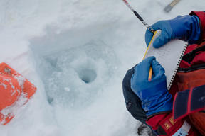 Science Research in the Arctic