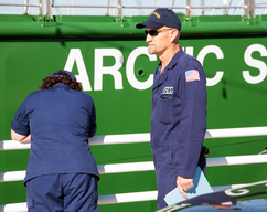 Arctic Sunrise Arrives in Wilmington, North Carolina