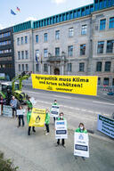 Protest Against EU Agricultural Subsidies in Berlin