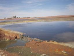 Leaking Somair Uranium Mine in Niger
