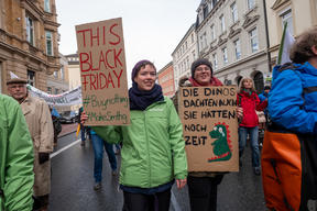 Global Climate Strike in Bamberg