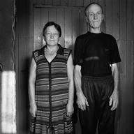 Antonina and Yoseph Rolgezer Portrait - Tomsk-7 Victims Documentation (Russia: 2005)