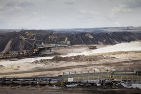 Vattenfall Brown Coal Open-Pit Mining in Germany