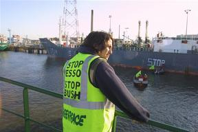 Climate Action against Esso in France